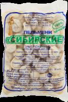 Пельмени «Сибирские» крупные