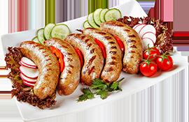 Колбаски для гриля «Пикантные»